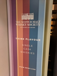 SMWS London, Think Flavour