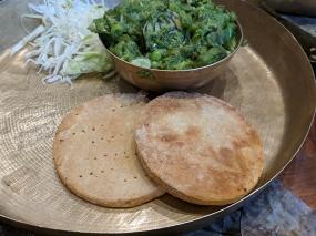Soam, Biscuit bhakri