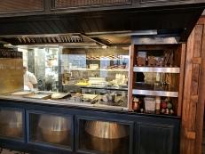 Tandoor Chop House, Kitchen