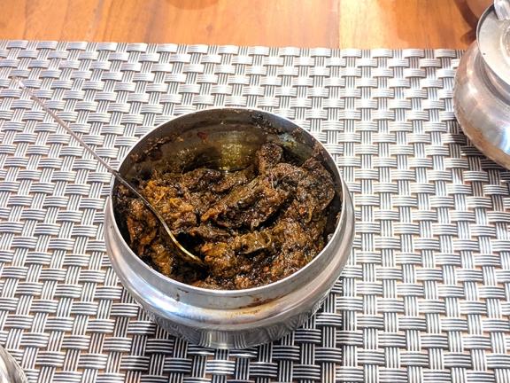 Bagundi, Gongura pickle