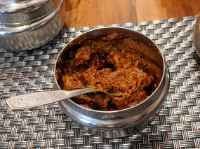 Bagundi, Mango pickle