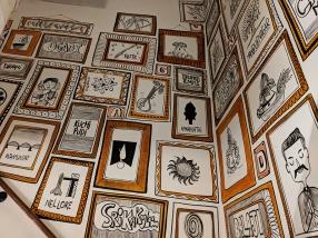 Bagundi, Wall kitsch
