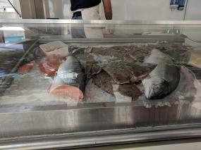 Duke of York's Square Market, Fishmonger