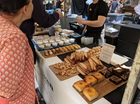Duke of York's Square Market, Italian pastries