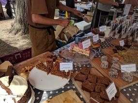 Duke of York's Square Market, More pastries