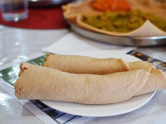 Ghebre's, Injera