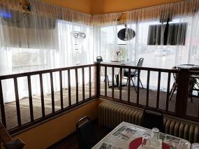 Ghebre's, Smaller dining room
