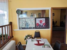 Ghebre's, Smaller dining room2