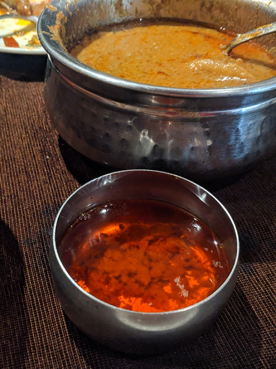 Handiwala, Nihari oil