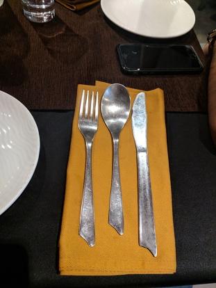 Handiwala, Silverware
