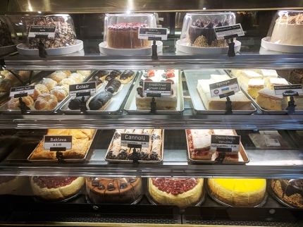 Kramarczuk, Cakes and pastries