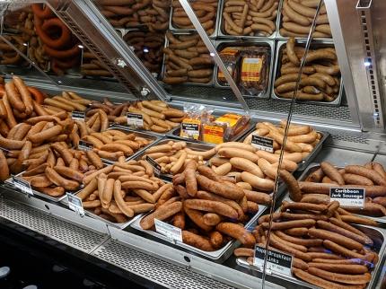 Kramarczuk, Sausages