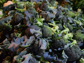 Mangal Bazar, Broccoli