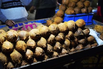 Mangal Bazar, Coconuts