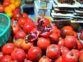 Mangal Bazar, Pomegranates