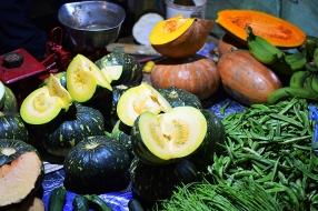 Mangal Bazar, Pumpkin