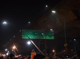 Mangal Bazar, Under the Flyover