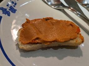 O Pedro, Aunty Castro's fish mousse3