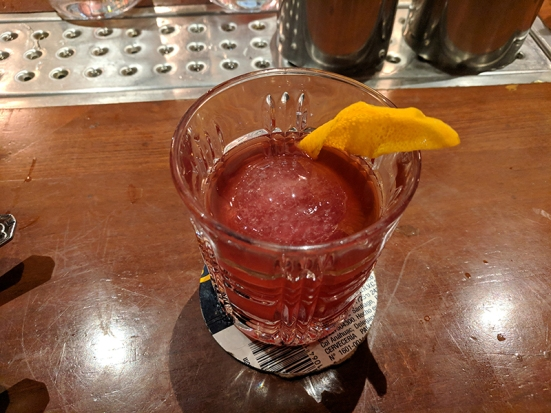 O Pedro, Mr Fernandez' Fancy Drink