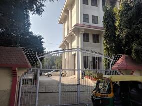 Samridhi, Kerala House Rear Entrance