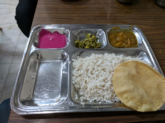 Samridhi, Thali