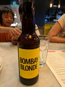Talli Joe, Bombay Blonde
