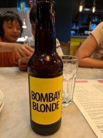 Talli Joe, Bombay Blonde