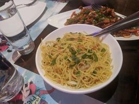 Big Wong, Hakka noodles