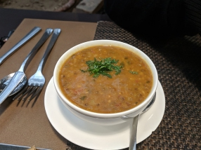 Cafe Lota, Dal of the Day