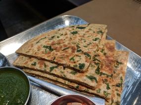 Cafe Lota, Sattu Paratha