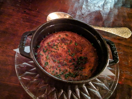 Grand Cafe, Corn souffle
