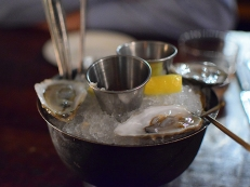 Grand Cafe, Oysters