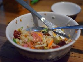Hai Hai, Hanoi sticky rice, mixed
