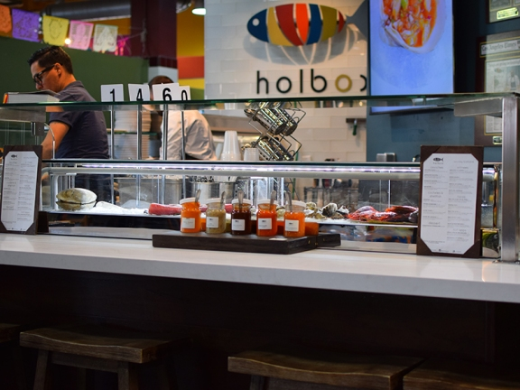 Holbox, Counter