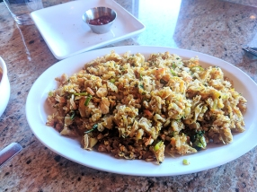 House of Curry III, Chicken Kottu