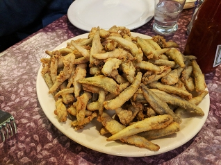 Ranchero Supper Club, Smelt fry