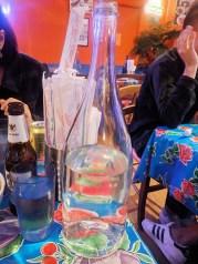 Sahm, Water bottle