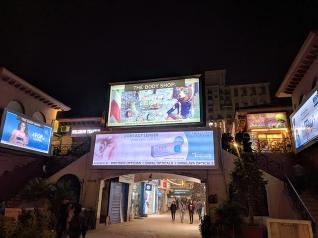 Chaat Chowk, Galleria Market