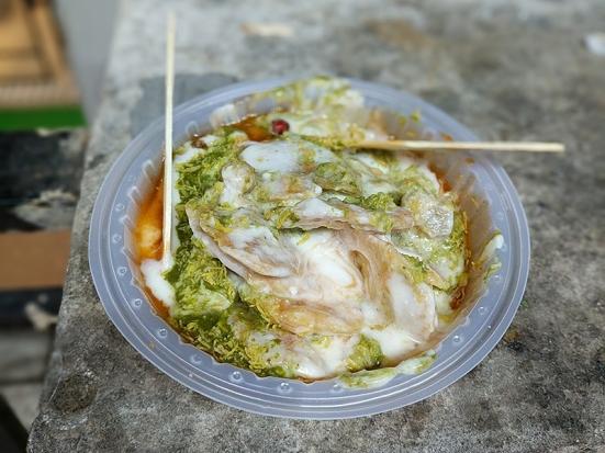 Chaat Chowk, Paapdi chaat mixed