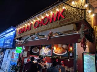 Chaat Chowk