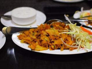 Mahabelly 2018, Chicken kothu-parotta