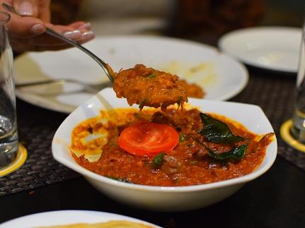 Mahabelly 2018, Chicken roast