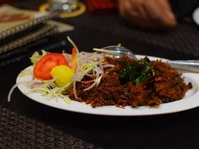 Mahabelly 2018, Mutton varathathu