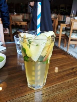 Potbelly, Apple Lemonade
