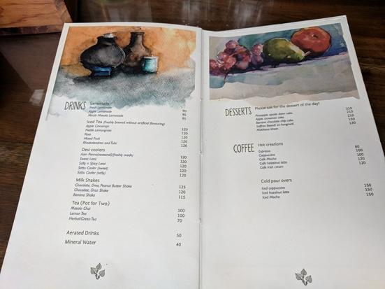 Potbelly, Menu, Drinks, Desserts