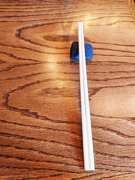 Raku, Dec 2018, Chopsticks