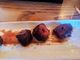 Raku, Dec 2018, Kobe beef liver2