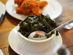 Revival, St. Paul, Collard greens