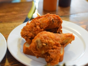 Revival, St. Paul, Southern fried chicken