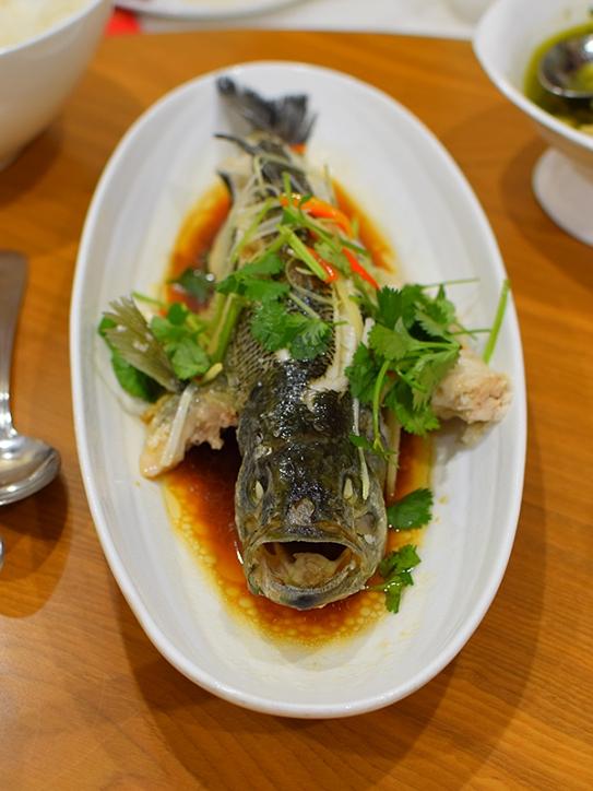 Rui Ji Sichuan, Bigmouth bass